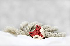 Brošňa Líšča (Červená)