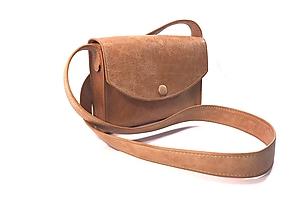 Kabelky - mini party bag (Modrá) - 11250083_