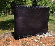 Tašky - Pánska kožená peňaženka - 11249062_