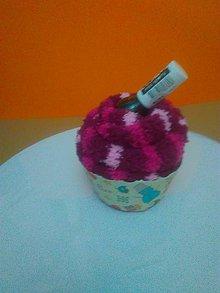 Drobnosti - Darček, čo nesklame do 5 eur (Cupcake- darčeky) - 11249933_