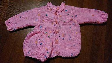 Detské oblečenie - Kojenecká souprava - 11249289_