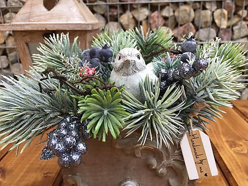 Vianočná dekorácia 1