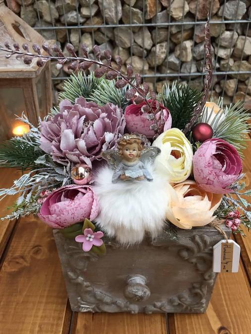 Vianočná dekorácia 2