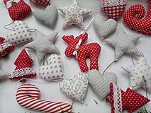 Dekorácie - Vianočné ozdoby - 11247798_