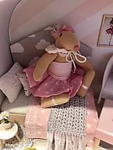 Hračky - Čarovný kufrík s myškou a teepee - 11249812_