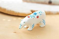 Socha - Lední medvěd - 11250726_