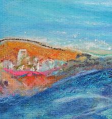 """Obrazy - Arttexový obraz """"Mesto na pobreží"""" - 11250565_"""