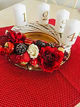"""Dekorácie - Adventný venček""""vôňa Vianoc""""- Vence - 11252204_"""
