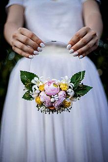 """Náhrdelníky - Náhrdelník""""šepot kvetín"""" - náhrdelníky - 11253508_"""