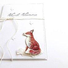 Papiernictvo - Pohľadnica Vianoce - 11250516_