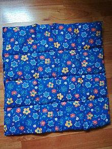 Úžitkový textil - Kvetinový podsedák - 11250484_
