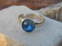 Prstene - Nebeská modrá-kyanit distén-prsteň II - 11251227_