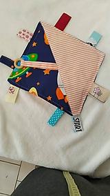 Hračky - Baby muchlík - 11250183_
