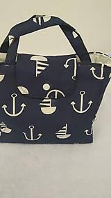Iné tašky - Zero waste - obedová taška - 11253708_