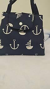 Iné tašky - Zero waste - obedová taška - 11253711_