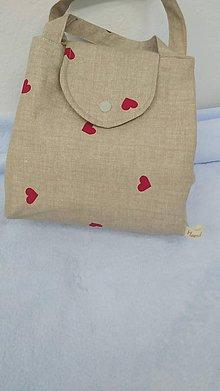 Iné tašky - Zero waste - obedová taška - 11253794_
