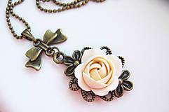 Náhrdelníky - Vzpomínka, náhrdelník - 11253578_