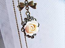 Náhrdelníky - Vzpomínka, náhrdelník - 11253580_