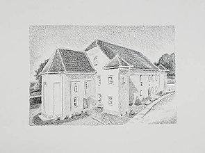 Kresby - Kaštieľ - 11251843_