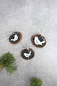 Dekorácie - Vianočné ozdoby - 11252234_