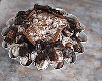 Dekorácie - Sweet Culinarium: Brownies Cinnamon - 11253439_