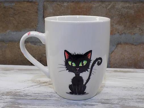 Hrnček - Black Cat