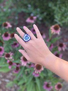 Prstene - Soutache prsteň 3 - 11251662_