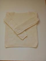 Svetre/Pulóvre - Pletený pulover - 11252283_