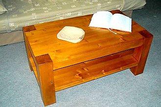 Nábytok - Konferenčný stolík - 11250487_