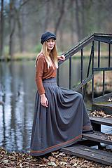 Sukne - sukňa Sage - 11252641_