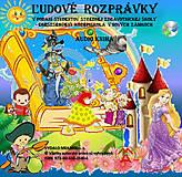 Knihy - Ľudové rozprávky audio kniha - 11250238_