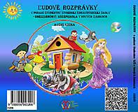 Knihy - Ľudové rozprávky audio kniha - 11250239_