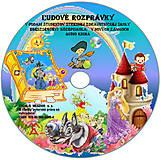 Knihy - Ľudové rozprávky audio kniha - 11250240_