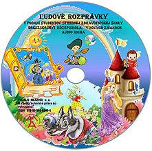 Knihy - Ľudové rozprávky audio kniha - vianočná akcia - 11250240_