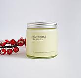 Svietidlá a sviečky - Slávnostná brusnica - 11252024_