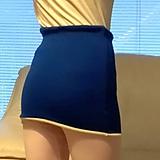 Iné oblečenie - cirkl ľadvinový pás z merino vlny - 11250527_