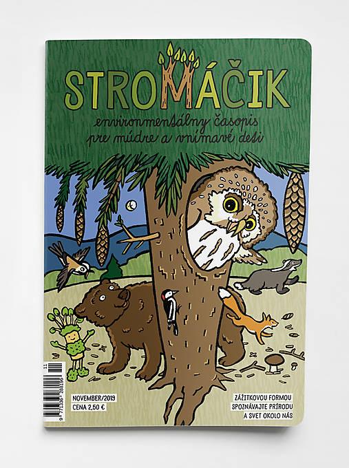 Časopis Stromáčik - November 2019