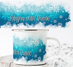 Nádoby - Milujem vôňu Vianoc - 11254448_