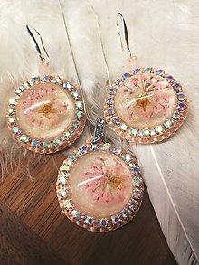 Sady šperkov - Zo zamrznutej záhrady, set - 11252078_