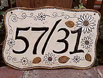 Číslo domu