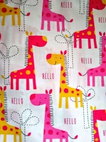 Detské doplnky - Nový vzor Žirafy - 11255753_