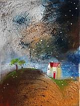 Obrazy - popod mraky - 11255318_