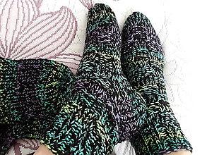 Obuv - ponožky - 11256667_