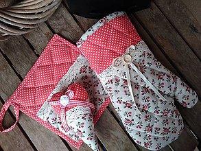 Úžitkový textil - Darčeková sada do kuchyne - 11258018_