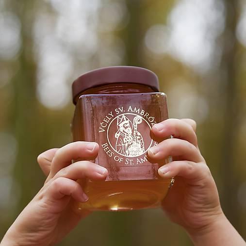 Potraviny - lesný med - víťaz Great Taste (400g) - 11255080_