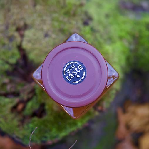 Potraviny - lesný medovicový med - víťaz Great Taste (400g) - 11255081_