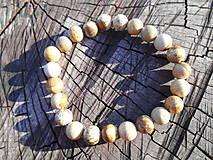 Šperky - jasper-náramok-jaspis-krajinkový- - 11258645_