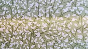 Textil - VLNIENKA DEKA a PRIKRÝVKA 100 % merino top super  NATURAL LUX GREY 135 x 210 cm - 11256109_