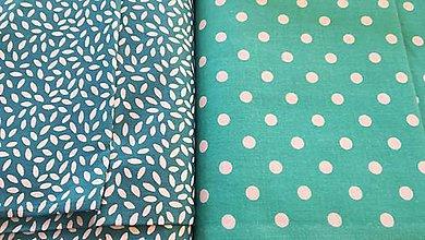 Textil - VLNIENKA DEKA a PRIKRÝVKA 100 % merino top super  TYRKYSOVÁ  135/140/150 CM  x 210 cm - 11256124_