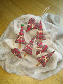 Drobnosti - Vianočné dekorácie - 11257954_